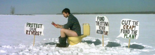 cut the crap ORAP river toilet sewage - featured image