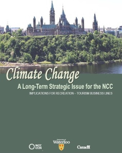 Image Climate Change a long term strategic issue for the NCC