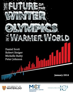 Image the Future of the Winter Olympics in a Warmer World