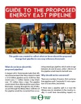 Our Guide to the Energy East Pipeline