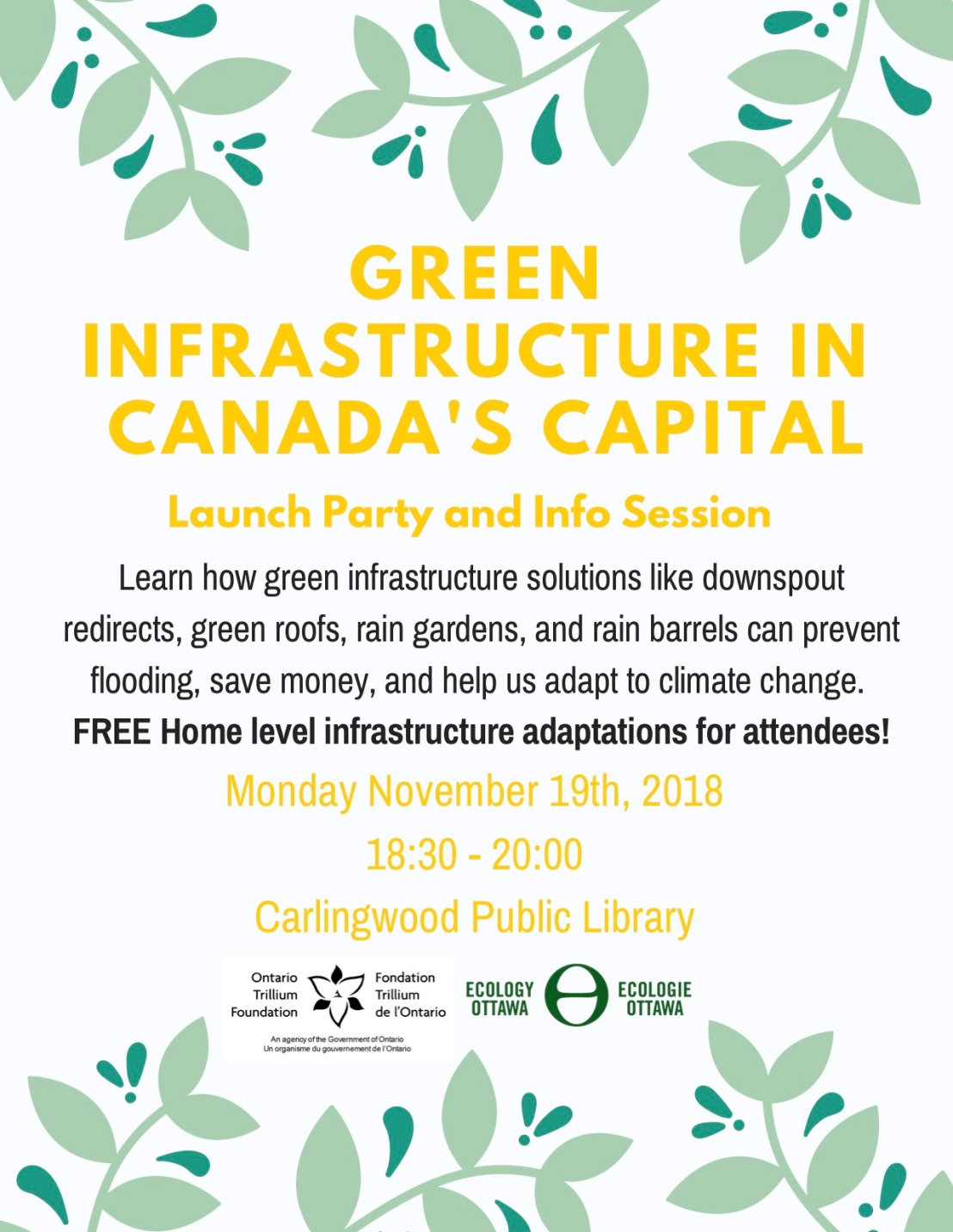 Greeninfrastructure 101