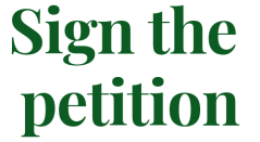 Sign the petition button